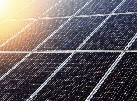 Costo dell'energia fotovoltaica (LCOE) a diversi tassi reali di rendimento e produttività