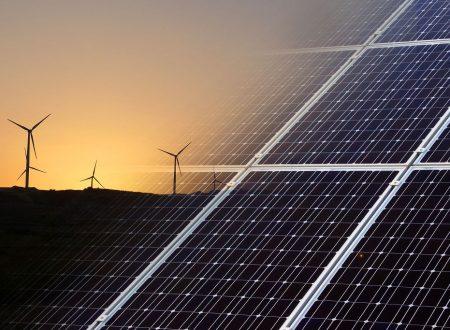Primi 10 paesi al mondo per quota di produzione eolica e solare nel 2019