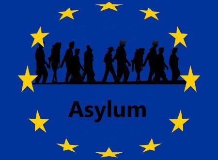 Saldo migratorio stranieri extra UE e richieste di asilo in Europa dal 2013 al 2016